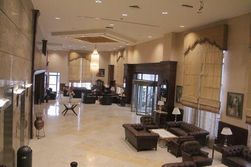 Le Vendome Hotel - Αμμάν - Σαλόνι ξενοδοχείου
