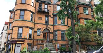 Highroad Hostel DC - Washington D. C. - Edificio