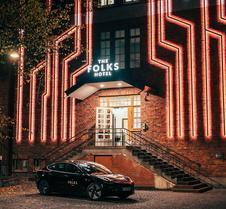 The Folks Hotel Konepaja