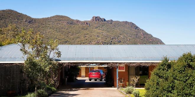 Kookaburra Motor Lodge - Halls Gap - Building