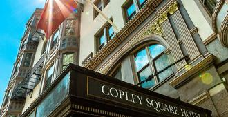 Copley Square Hotel - Boston - Gebäude