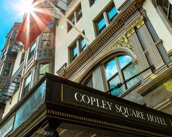 Copley Square Hotel - Boston - Building