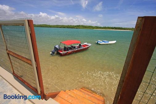 Pousada Paraiso da Barra - Barra de Santo Antônio - Beach