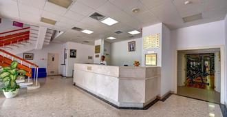 Crowne Plaza Resort Salalah - ซาลาลาห์ - แผนกต้อนรับส่วนหน้า
