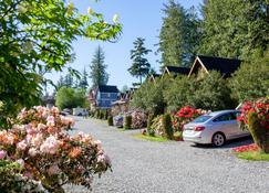 Reef Point Cottages - Ucluelet - Outdoors view