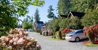 Reef Point Cottages - Ucluelet - Vista externa