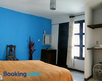 Hotel Niut-Ja - Oaxaca - Bedroom