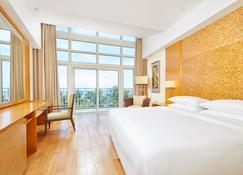 Four Points by Sheraton Shenzhou Peninsula - Wanning City - Bedroom