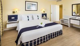 Holiday Inn Lisbon - Lisbon - Phòng ngủ