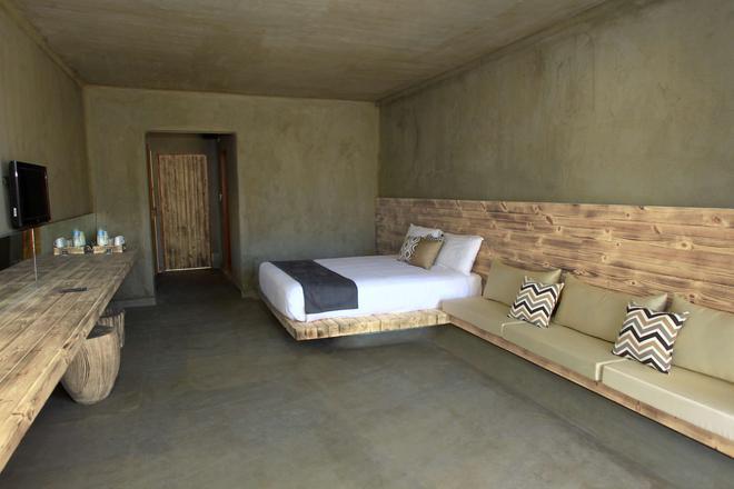 夏登節金海灘度假酒店 - 赫爾格達 - 洪加達 - 臥室