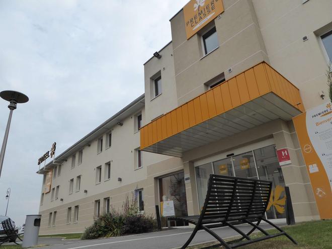 Premiere Classe Roissy - Aéroport CDG - Le Mesnil Amelot - Le Mesnil-Amelot - Building