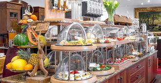 Tiptop Hotel Burgschmiet Garni - Nuremberg - Buffet