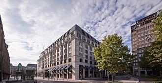 Breidenbacher Hof - Düsseldorf - Rakennus