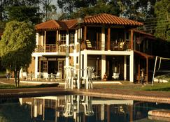 Finca Hotel Casa Nostra - Quimbaya - Building