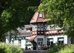 Obere Schweizerhütte - Oberhof - Building
