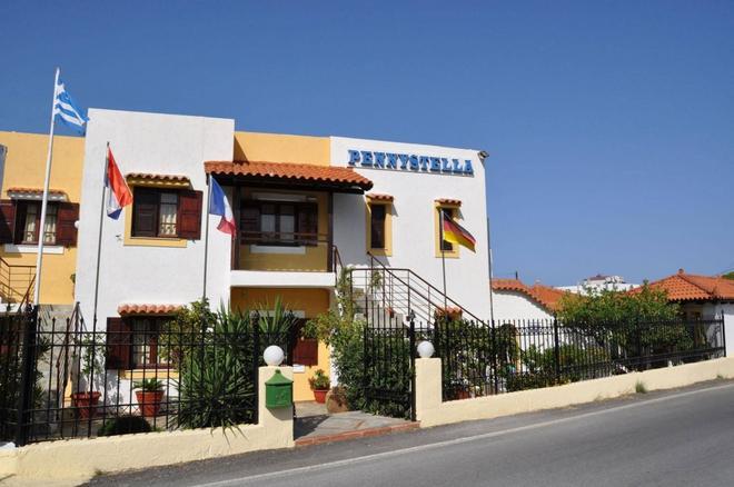 Pennystella Apartments - Agia Pelagia - Building