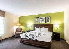 Sleep Inn Emporia - Emporia - Makuuhuone