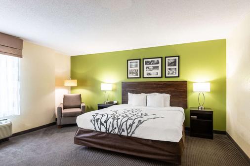 Sleep Inn Emporia - Emporia - Schlafzimmer