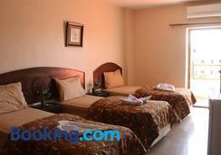 Baraka Al Aqaba Hotel Suites - Aqaba - Κρεβατοκάμαρα
