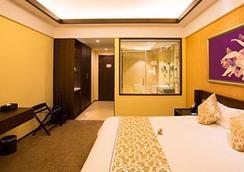 Shanghai Longyue Hotel - Chengqiao - Bedroom