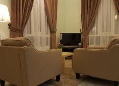 Muscat Royal Villa - Seeb - Living room