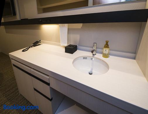 JR Inn Sapporo-eki Minami-guchi - Sapporo - Bathroom