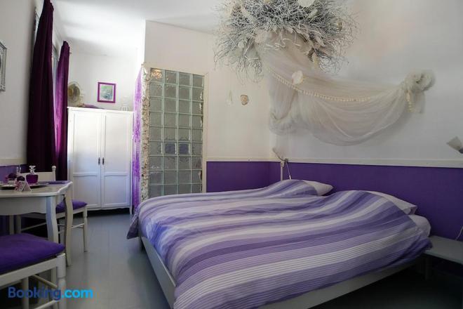L'Xpérience - Valgorge - Bedroom