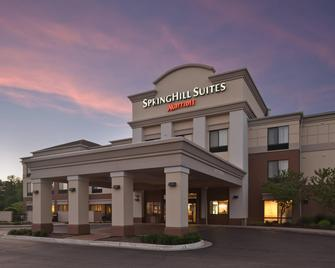SpringHill Suites by Marriott Lansing West - Lansing - Gebäude