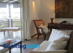 Chalets Bougainville - Takamaka - Living room