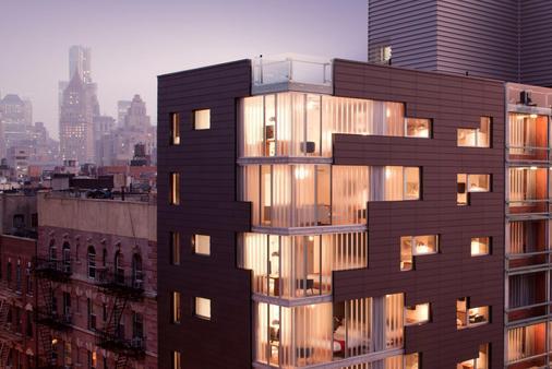 諾里頓酒店 - 紐約 - 紐約 - 建築