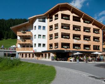 Hotel Walliserstube - Damüls - Building
