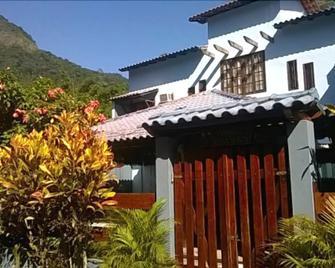 Pousada Telhado Azul - Vila do Abraao - Outdoor view