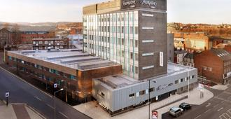 Hampton by Hilton Sheffield - Sheffield - Bygning