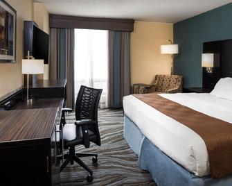 Holiday Inn Rock Island - Quad Cities - Rock Island - Спальня