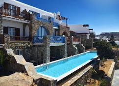 Mykonos Grand Hotel & Resort - Agios Ioannis - Building