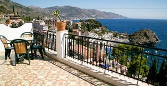 Hotel Villa Bianca - Taormina - Balcony