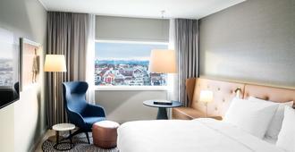 Radisson Blu Atlantic Hotel Stavanger - Stavanger - Bedroom