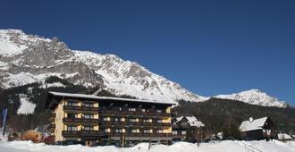 Ferienhotel Knollhof - Ramsau am Dachstein - Bygning