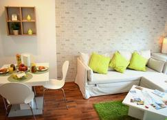 Corvin Center Suites - Budapest - Living room
