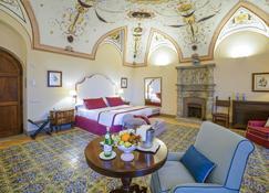 Villa Cimbrone - Ravello - Camera da letto
