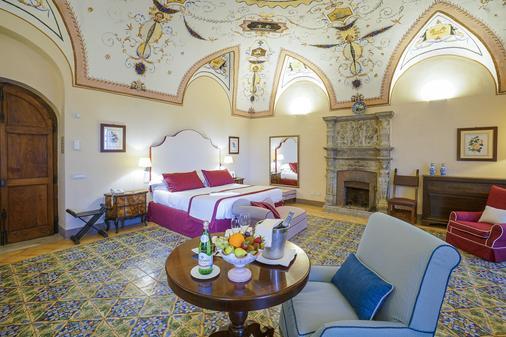 Villa Cimbrone - Ράβελο - Κρεβατοκάμαρα