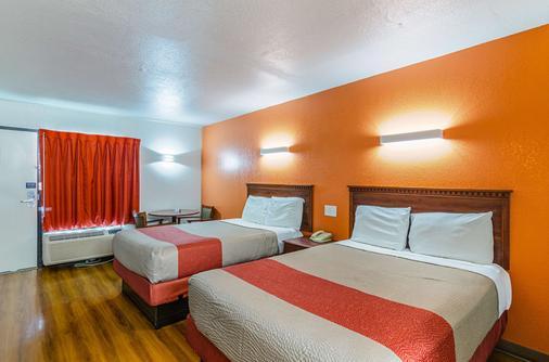 Motel 6 Troy - Troy - Bedroom
