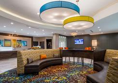 Best Western Plus Pasadena Inn & Suites - Pasadena - Σαλόνι ξενοδοχείου