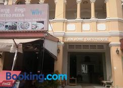 Twin Home Guesthouse - Kampot - Bygning