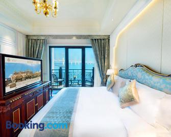 Legend Palace Hotel - Makau - Kamar Tidur
