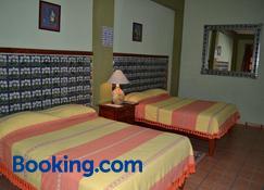 Hotel Posada La Casona de Cortes - Tlaxcala - Bedroom