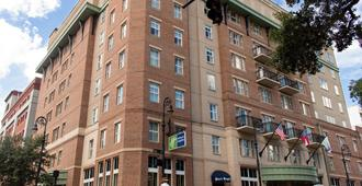 Holiday Inn Express Savannah-Historic District - Savannah - Edificio