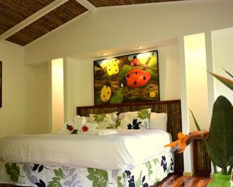 Hotel Quelitales - Cartago - Bedroom