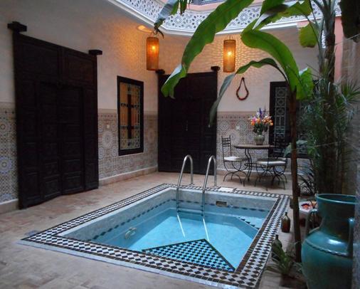 Riad Hugo - Marrakesh - Pool