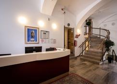 埃莫尼克酒店 - 留布利安納 - 盧布爾雅那 - 櫃檯